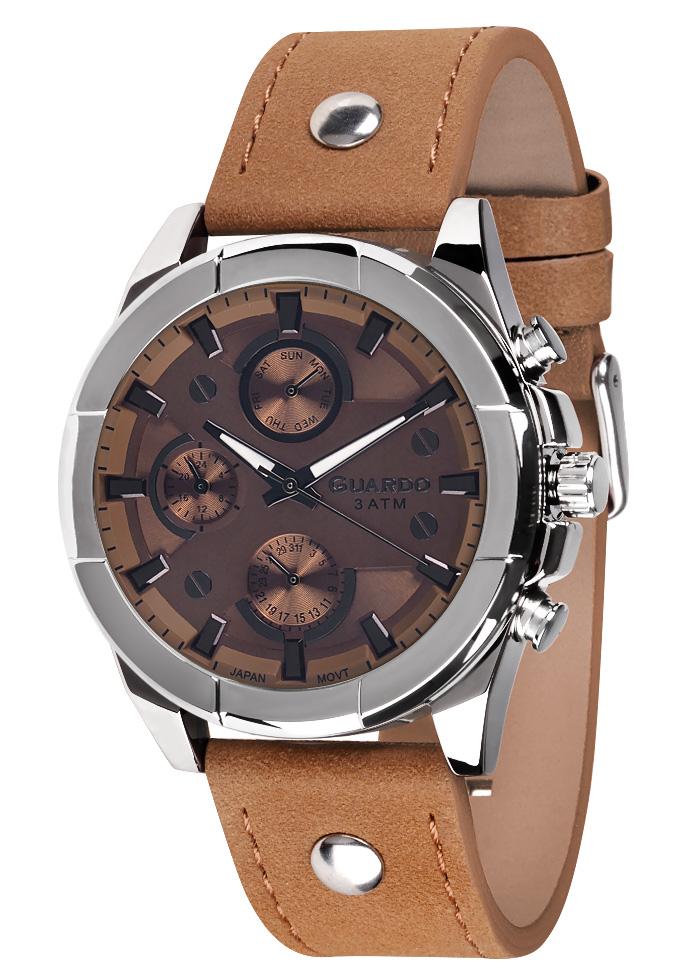 Guardo watch 10281-2 Premium MEN Collection