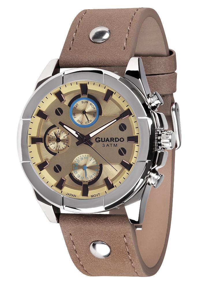 Guardo watch 10281-3 Premium MEN Collection