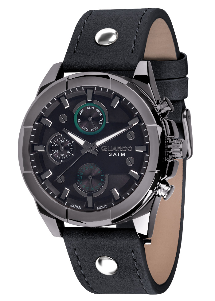 Guardo watch 10281-5 Premium MEN Collection