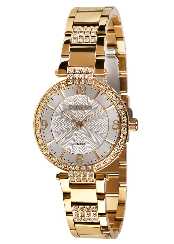 Guardo watch 10330-3 Premium WOMEN Collection