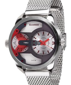 Guardo watch 10538-2 Premium MEN Collection