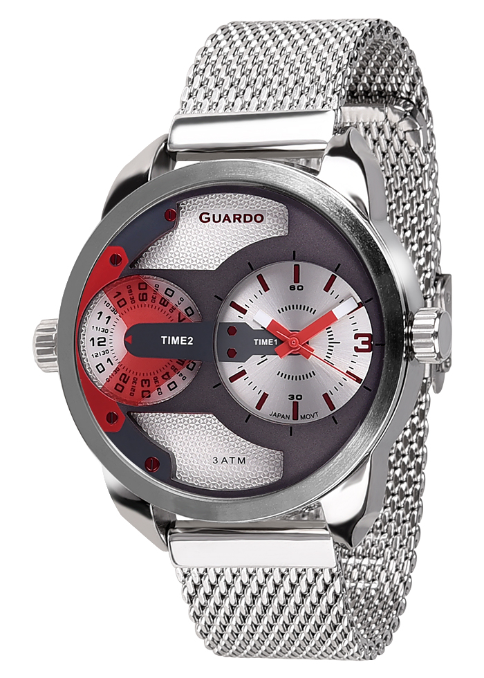 Guardo watch 10538-2 Premium MEN Collection