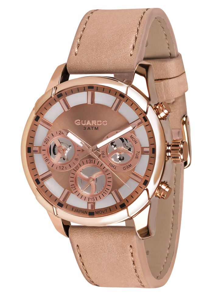Guardo watch 10947-6 Premium MEN Collection