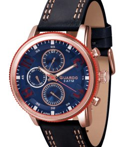 Guardo watch 11097-6 Premium MEN Collection