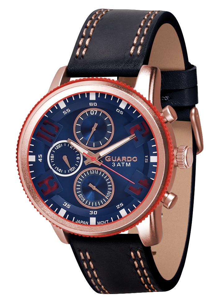 Guardo watch 11097-6 Premium MEN Collection