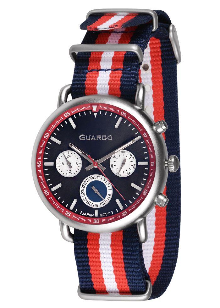 Guardo watch 11146-2 Premium MEN Collection
