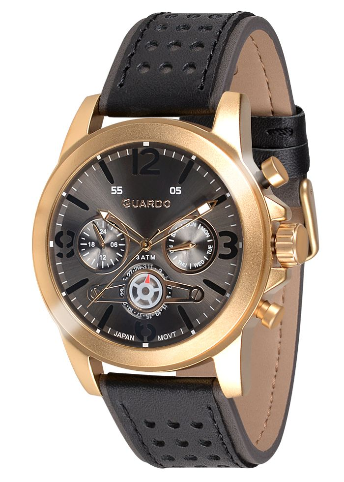 Guardo watch 11177-5 Premium MEN Collection