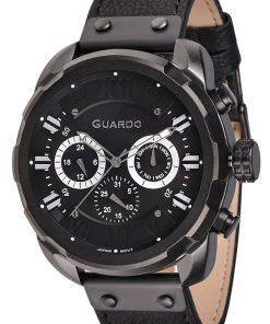 Guardo watch 11179-2 Premium MEN Collection