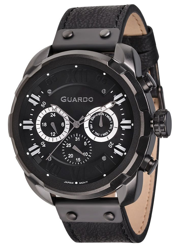 Guardo watch 11179-2 Premium MEN Collection
