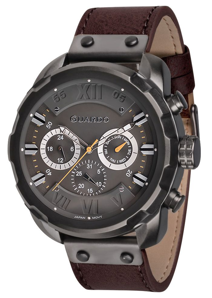 Guardo watch 11179-3 Premium MEN Collection