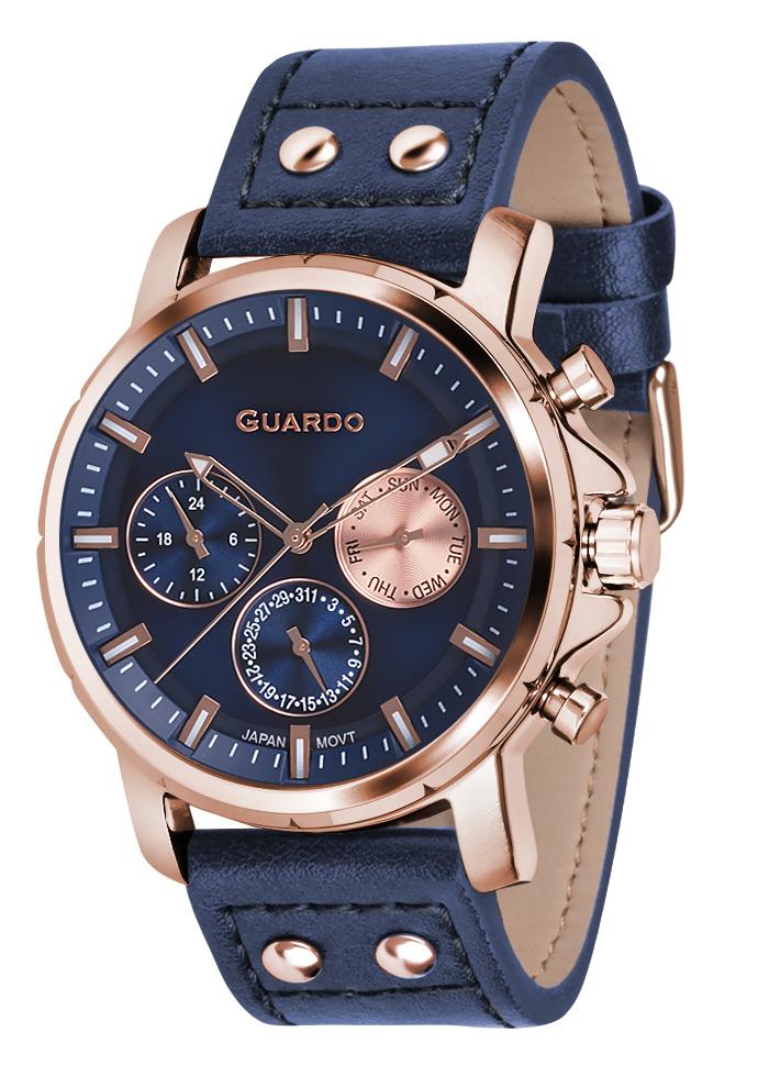 Guardo watch 11214-5 Premium MEN Collection