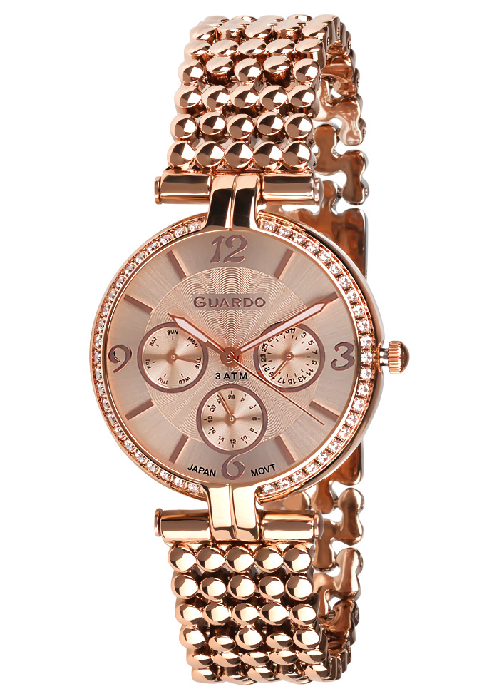 Guardo watch 11378-4 Premium WOMEN Collection