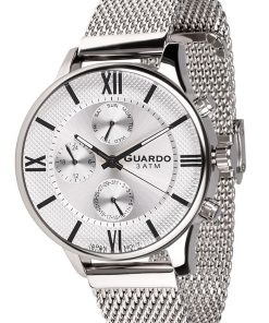 Guardo Men's Watch 11419-2