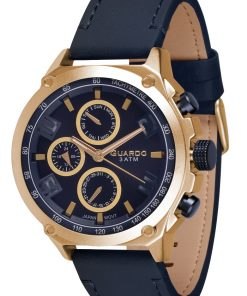 Guardo watch 11446-4 Premium MEN Collection