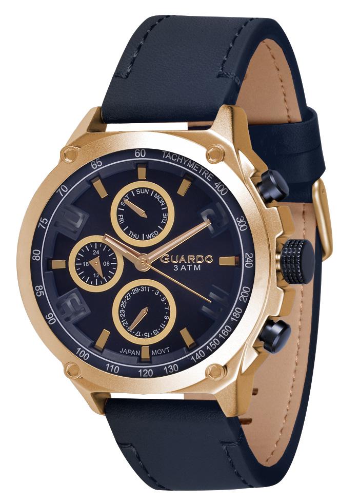 Guardo watch 11446-4 Premium MEN Collection