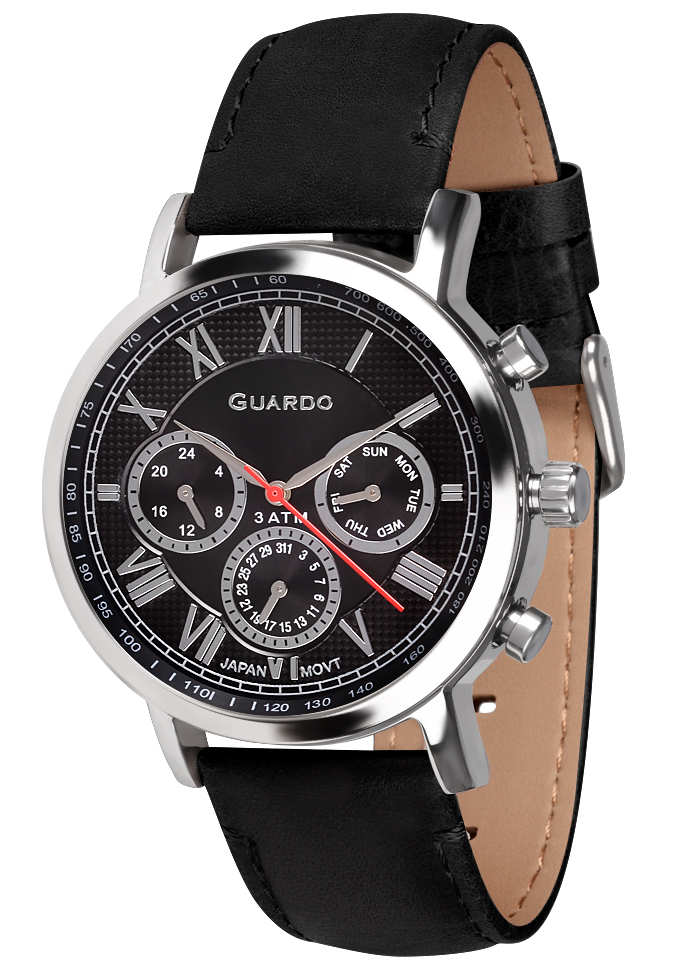 Guardo watch 11450-1 Premium MEN Collection