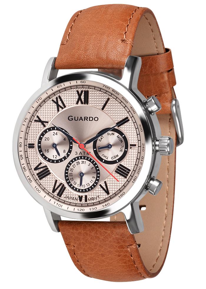 Guardo watch 11450-3 Premium MEN Collection