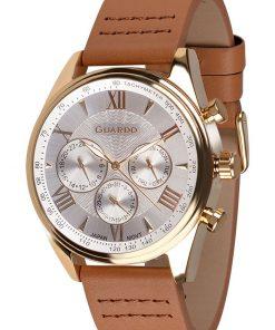 Guardo watch 11451-5 Premium MEN Collection