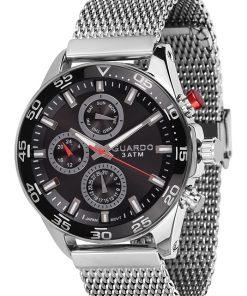Guardo watch 11458-1 Premium MEN Collection