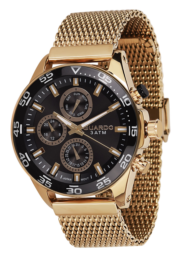 Guardo watch 11458-5 Premium MEN Collection