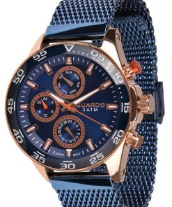 Guardo watch 11458-6 Premium MEN Collection