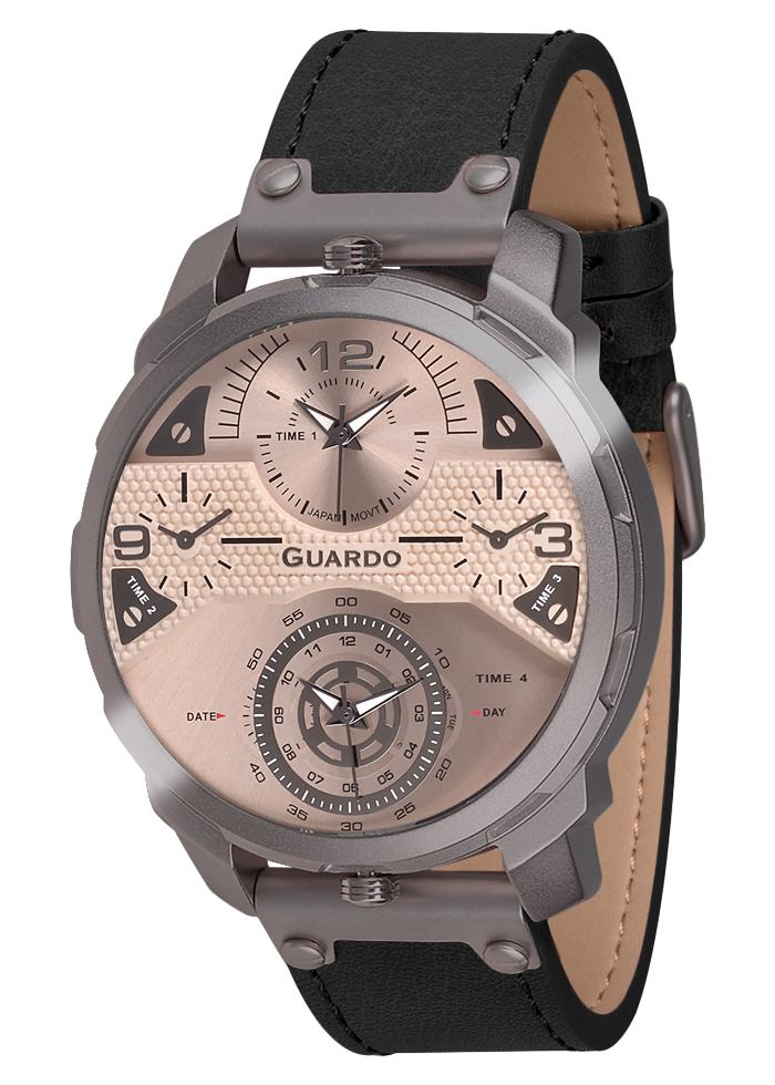 Guardo watch 11502-4 Premium MEN Collection