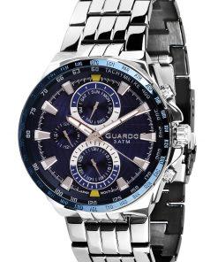 Guardo watch 11951-3 Premium MEN Collection