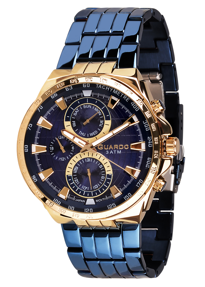 Guardo watch 11951-4 Premium MEN Collection