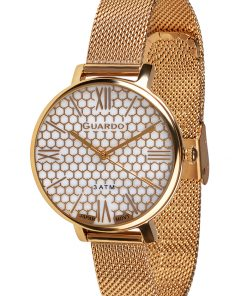 Guardo watch B01107-3 Premium WOMEN Collection