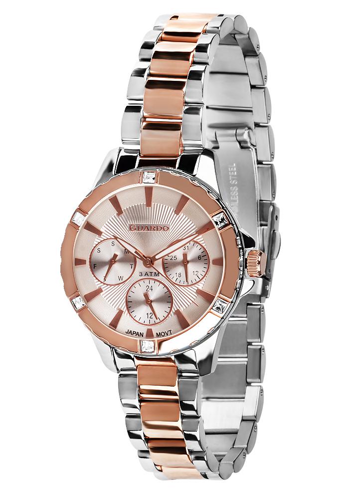 Guardo watch B01118-5 Premium WOMEN Collection
