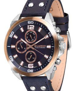 Guardo watch S01006-4 Luxury 2018 MEN Collection