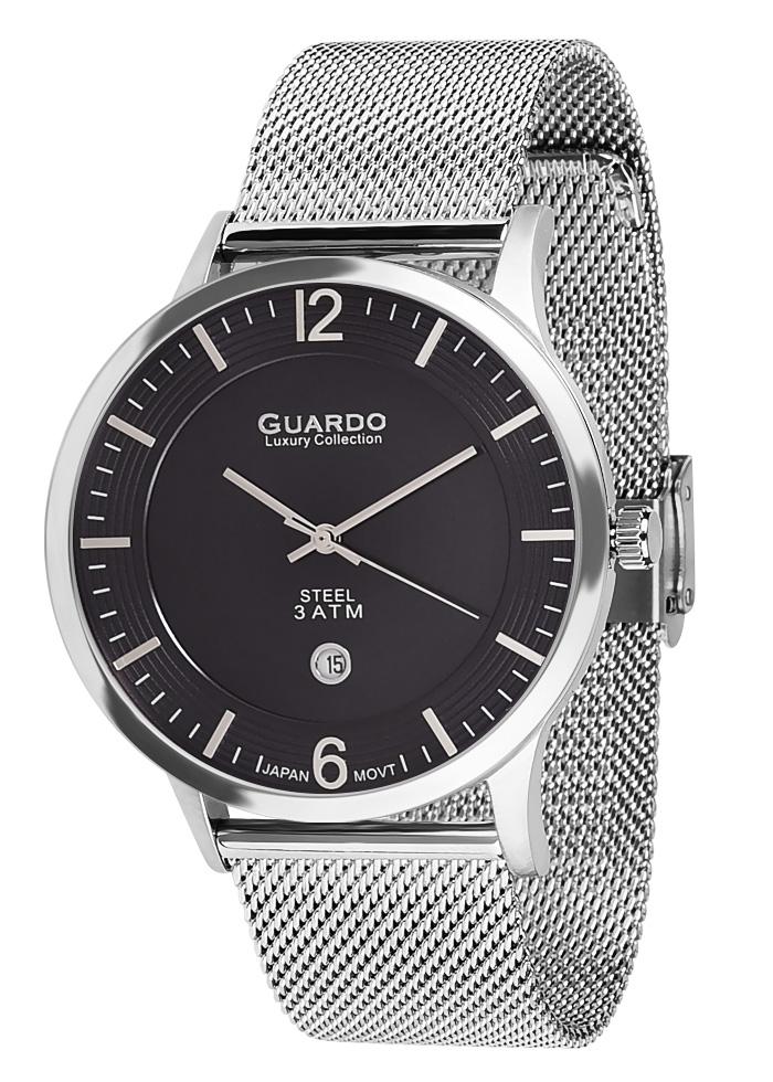 Guardo watch S01254-1 Luxury 2018 MEN Collection