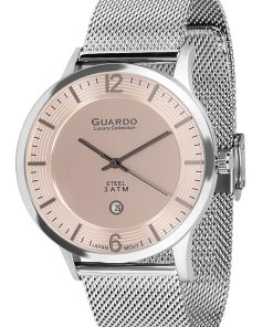 Guardo watch S01254-2 Luxury 2018 MEN Collection