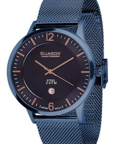 Guardo watch S01254-4 Luxury 2018 MEN Collection