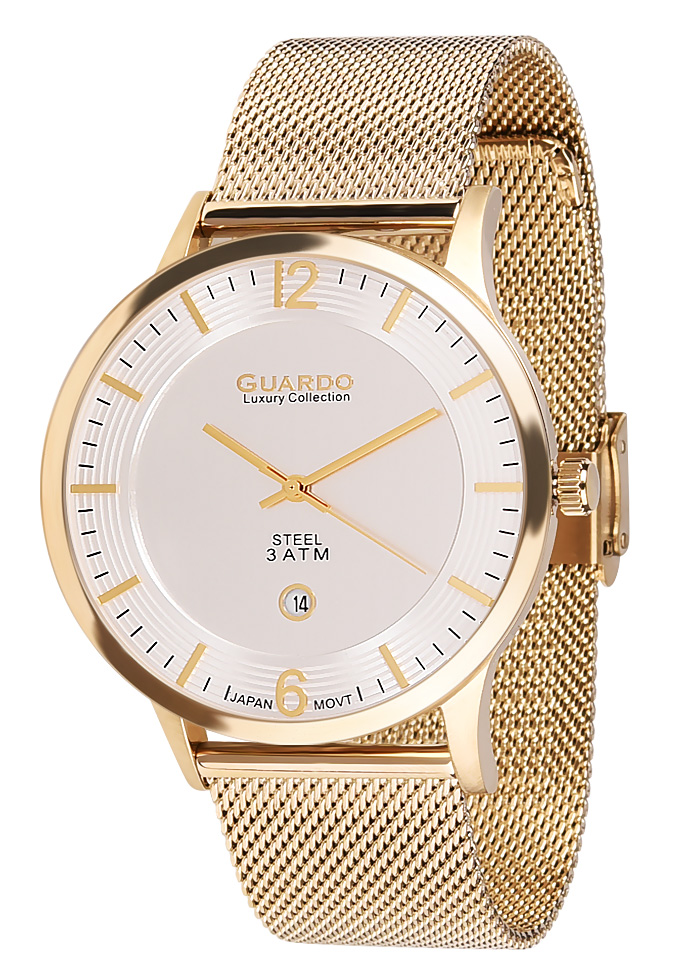 Guardo watch S01254-5 Luxury 2018 MEN Collection