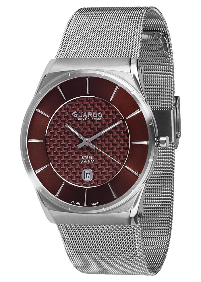 Guardo watch S01547-2 Luxury 2018 MEN Collection