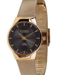 Guardo watch S01649-2 Luxury 2018 WOMEN Collection