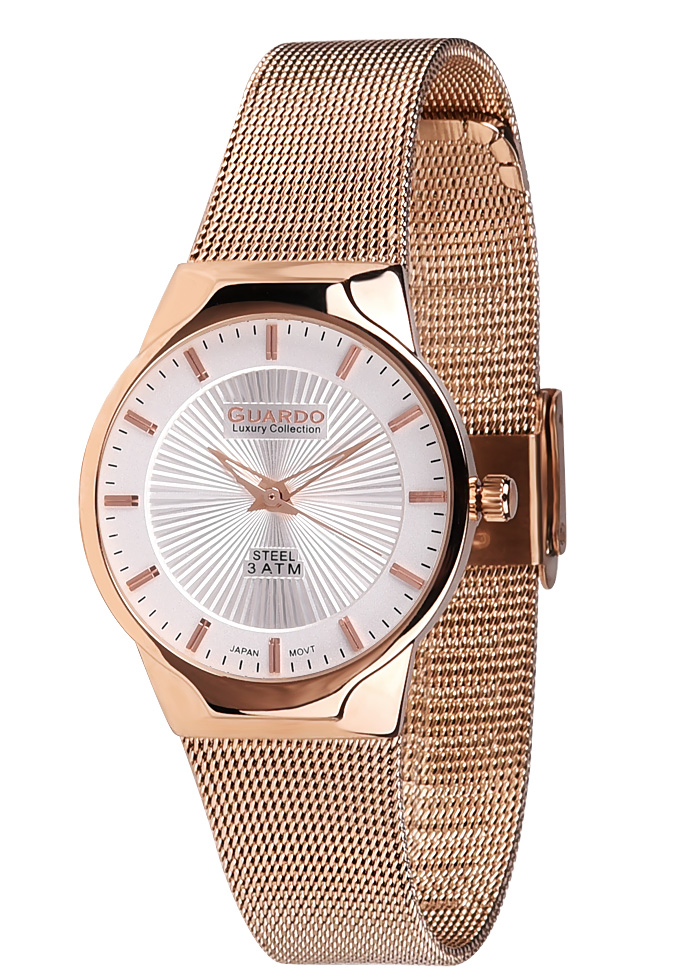 Guardo watch S01649-5 Luxury 2018 WOMEN Collection