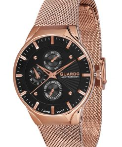 Guardo watch S01660-9 Luxury 2018 MEN Collection