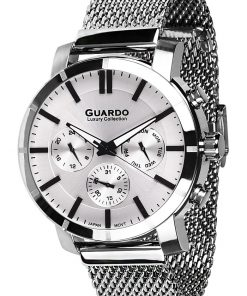 Guardo watch S01677-2 Luxury 2018 MEN Collection