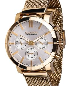 Guardo watch S01677-4 Luxury 2018 MEN Collection
