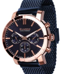 Guardo watch S01677-5 Luxury 2018 MEN Collection