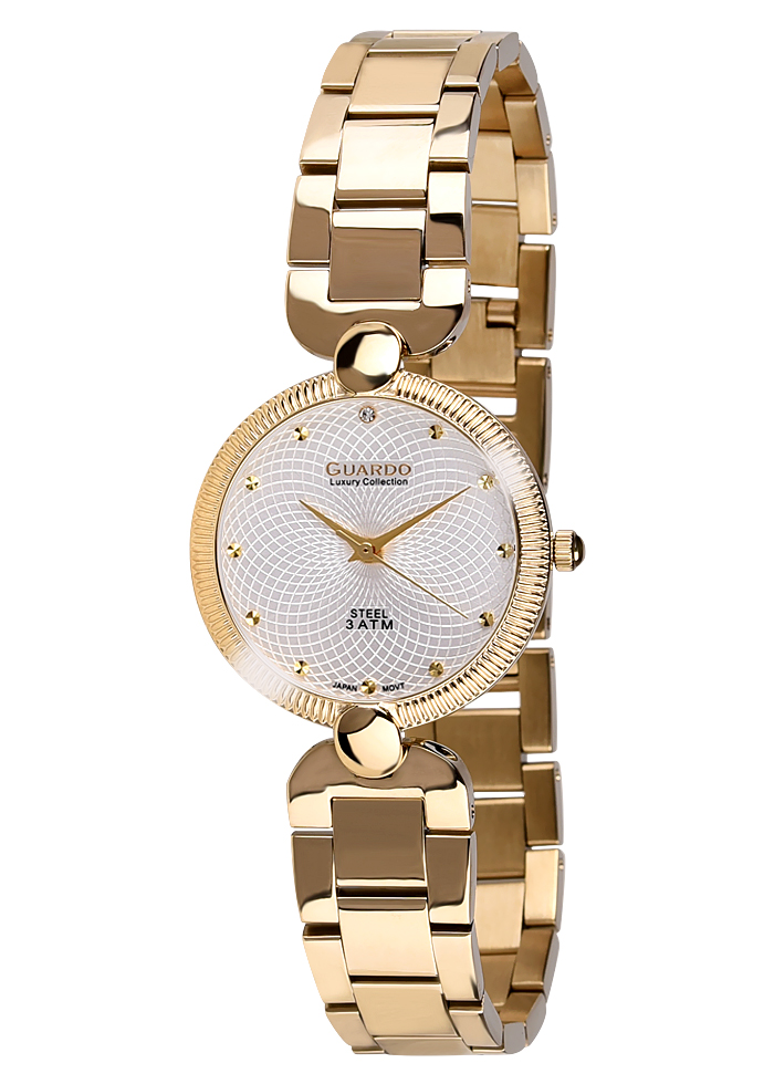 Guardo watch S01717-3 Luxury 2018 WOMEN Collection