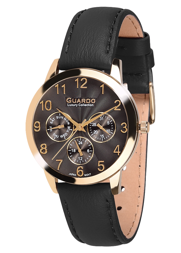 Guardo watch S01871-2 Luxury 2018 WOMEN Collection