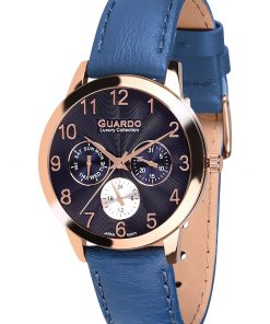 Guardo watch S01871-4 Luxury 2018 WOMEN Collection