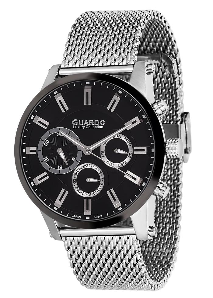 Guardo watch S01897-1 Luxury 2018 MEN Collection