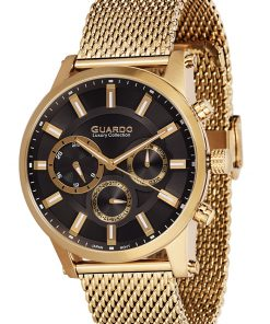 Guardo watch S01897-4 Luxury 2018 MEN Collection