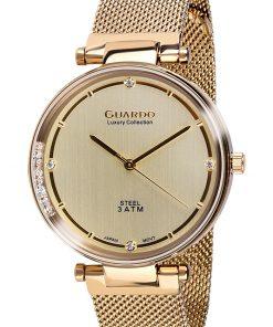 Guardo watch S01959-3 Luxury 2018 WOMEN Collection