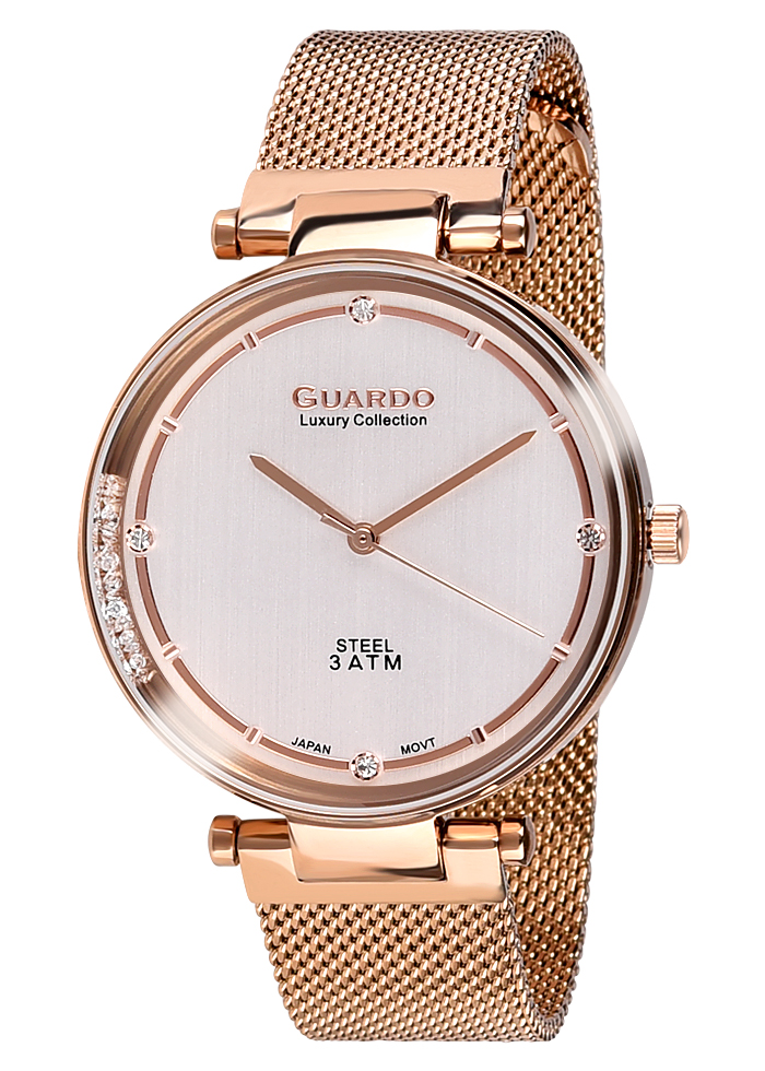 Guardo watch S01959-4 Luxury 2018 WOMEN Collection