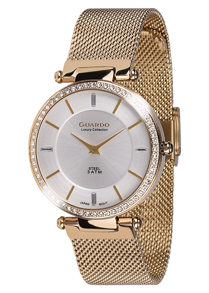 Guardo watch S01961-3 Luxury 2018 WOMEN Collection